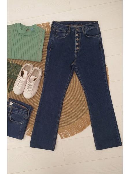 Buddonet Jeans -Dark blue