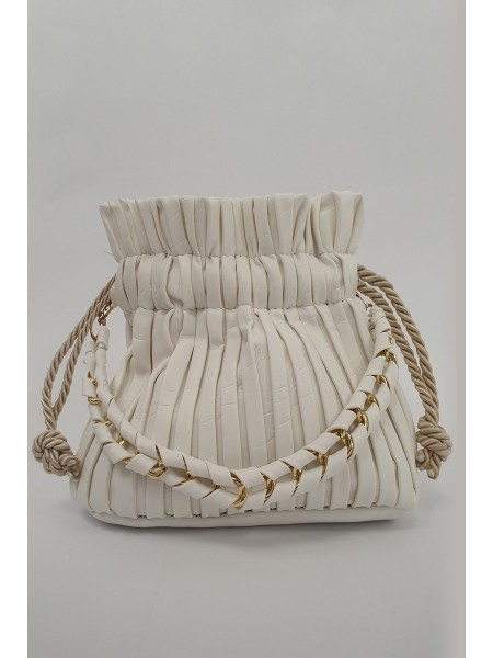 Women's Bags -White