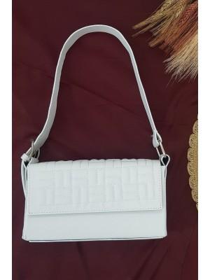 Box Women's Bags -White