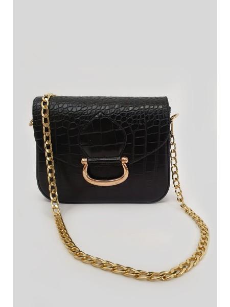 Magnet Women Bag -Black