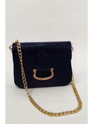 Magnet Women Bag  -Navy blue