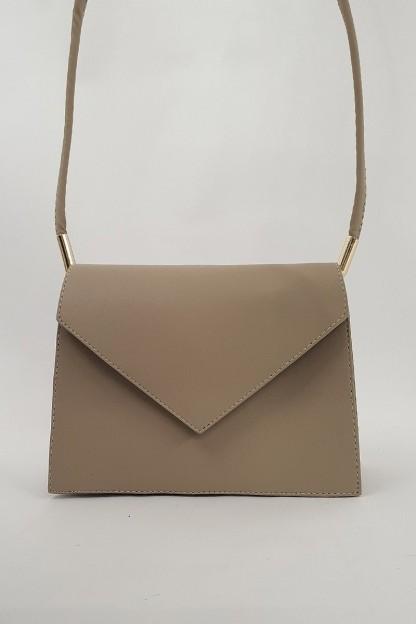 Askılı Kadın Çanta -Bej