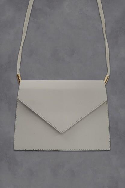 Askılı Kadın Çanta -Beyaz