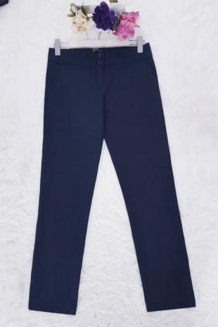 Çift Düğmeli Pantolon -Laci