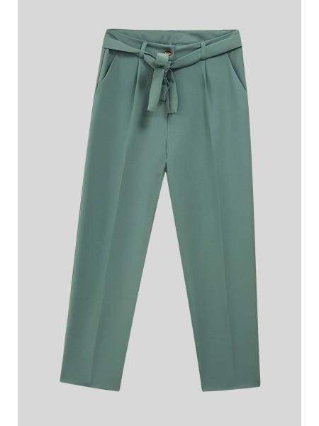 Belt Pants  -Mint Color