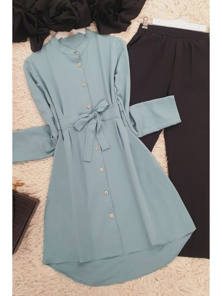 Connected Tunic -Mint Color