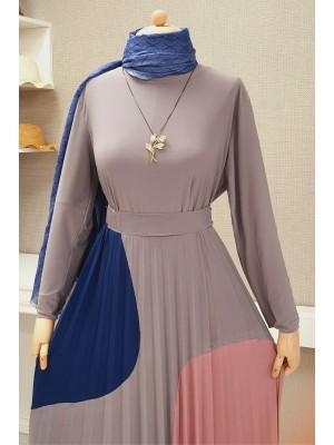Sendy Skirt Set -Grey