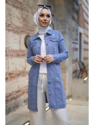 Denim Jacket -Light blue